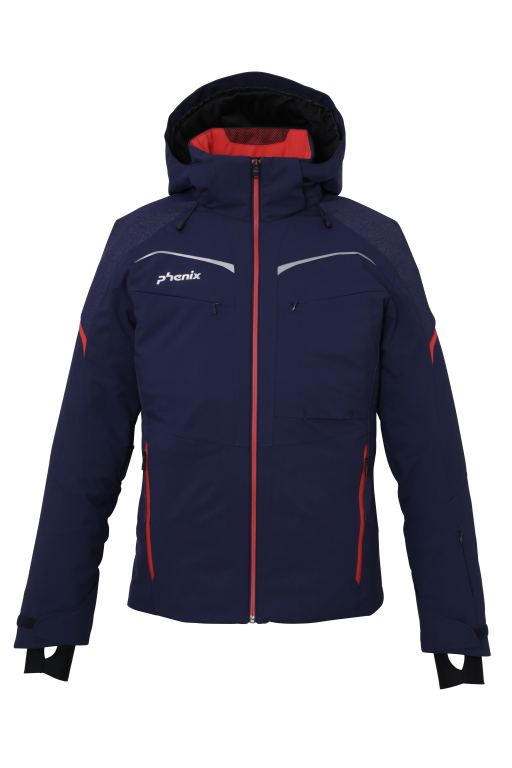 Phenix Raptor Jacket blu/red