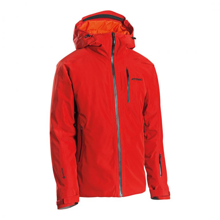 Atomic M SAVOR 2L GTX JACKET-Dark Red