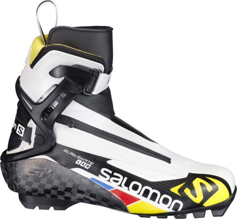 Salomon S-lab skate black/white