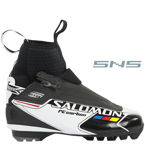 Salomon RC carbon blk/whi