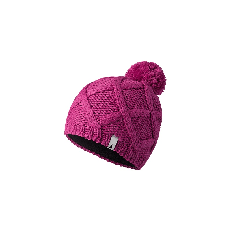 Atomic W ALPS POM BEANIE MIDNIGHT