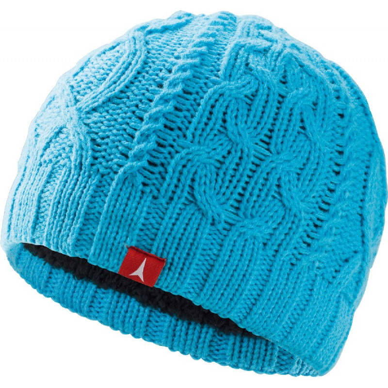 Atomic w amt cable beanie BERRY
