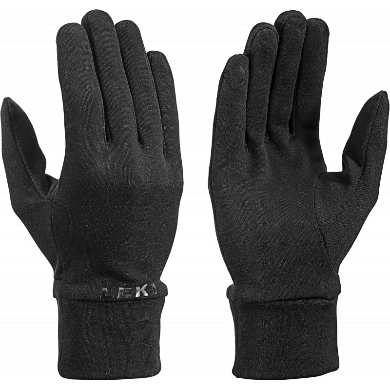 Leki INNER GLOVE black