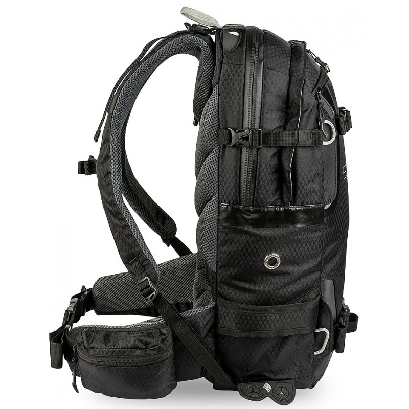 Nitro SLASH 25 Pro Backpack Count.JetBlk