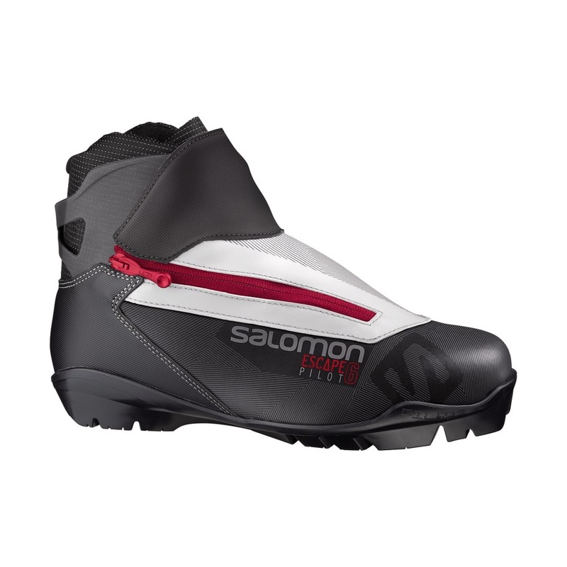 Salomon ESCAPE 6 PILOT Black/Red