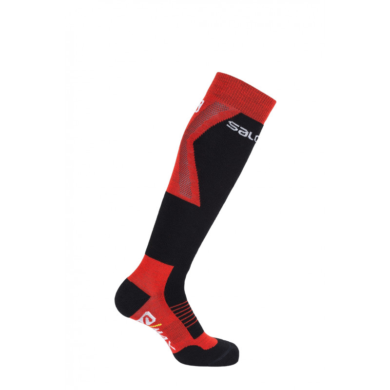Salomon S/MAX JR FIERY RED/Black