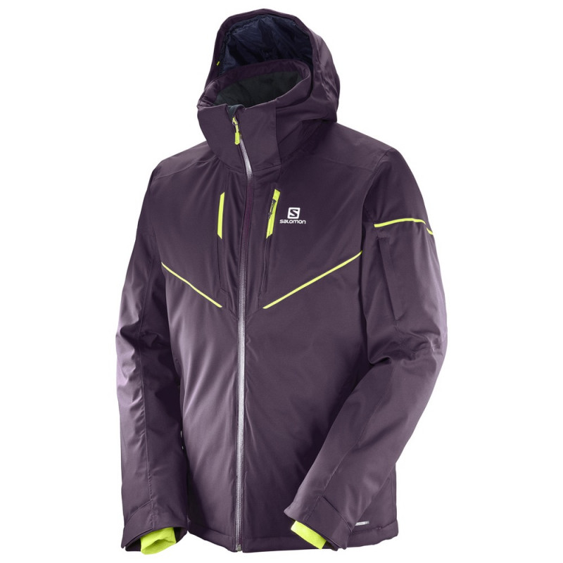 Salomon STORMRACE JACKET M Maverick