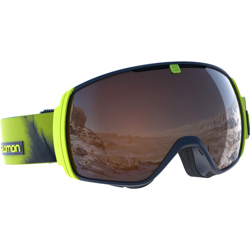 Salomon XT ONE Acid Lime/Solar T.Orang