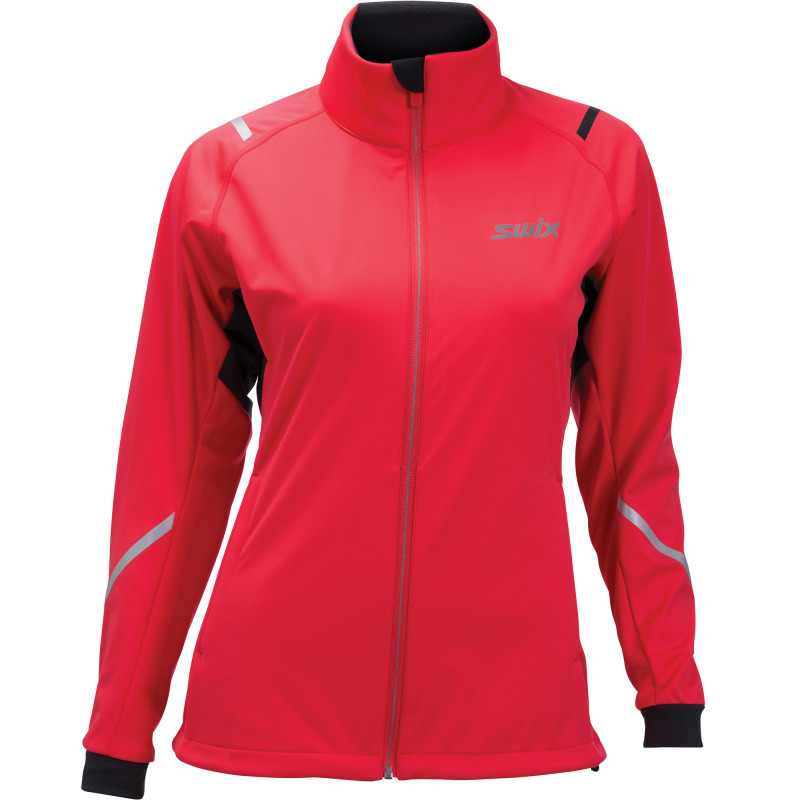 Swix CROSS jacket W red