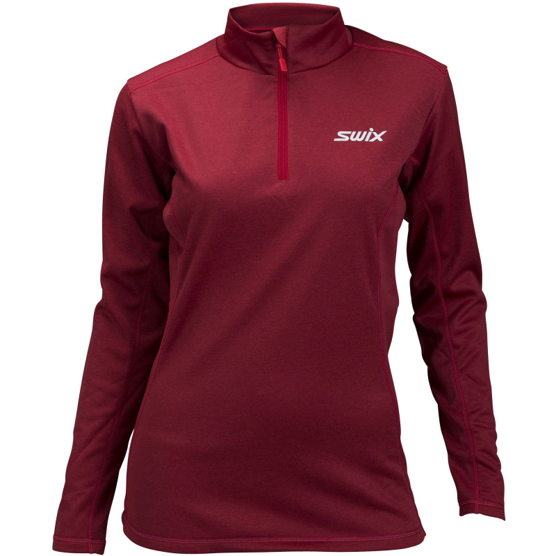 Swix CROSS midlayer W red